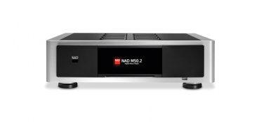 NAD M50.2 high-end CD-Spieler und Streamer